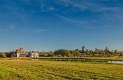Glockenpalast en Gifhorn Fotos de archivo