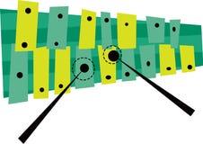 Glockenspiel Musical Instrument Royalty Free Stock Photo
