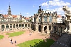Glockenspiel Pavillon Zwinger Dresden Stock Image