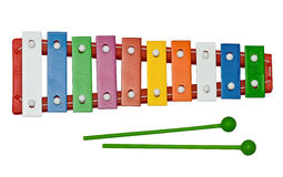 Glockenspiel Stock Photography