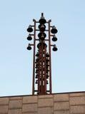 Glockenspielglocken Lizenzfreies Stockbild