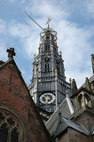 Glockenspielturm Stockfotos