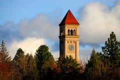 Glockenturm stockfotografie