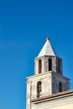 Glockenturm in Acciaroli Lizenzfreies Stockbild