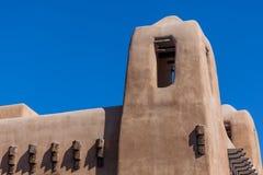 Glockenturm Adobes Stockbilder