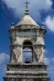 Glockenturm am Auftrag San Jose lizenzfreie stockbilder