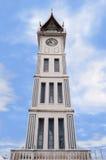Glockenturm in Bukittinggi Stockbild