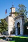 Glockenturm Consolat Des Mrz Stockbild
