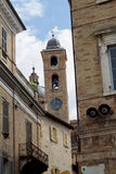 Glockenturm in der alten Stadt Stockbilder
