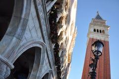 Glockenturm der San-Markierung in der Disney-Welt Stockfoto