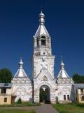Glockenturm des Klosters Stockfotografie