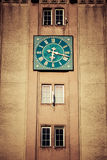 Glockenturm des Wladyslawowo, Polen stockfotos