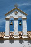 Glockenturm, Griechenland Lizenzfreies Stockfoto