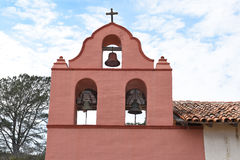 Glockenturm-La Purisima Lizenzfreie Stockfotos