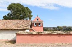 Glockenturm La Purisima Lizenzfreie Stockfotos