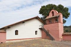 Glockenturm-La Purisima Lizenzfreie Stockfotografie