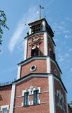 Glockenturm, Orenburg Stockbilder