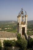 Glockenturm in Provance, Frankreich Lizenzfreies Stockfoto