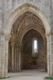 Glockenturm - San Galgano Lizenzfreie Stockfotografie