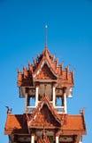 Glockenturm Tempel am Baan Na-Muang Stockfotos