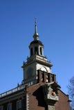 Glockenturm-Unabhängigkeit Hall Lizenzfreie Stockfotos