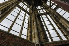 Glockenturm, Utrecht, die Niederlande stockbilder