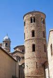 Glockenturm von Santa Maria Maggiore Stockfotos