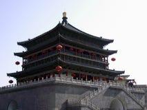 Glockenturm (Xian, China) Stockfotos