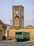 Glockenturm in Yazd, der Iran Lizenzfreie Stockbilder