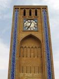 Glockenturm in Yazd, der Iran Lizenzfreies Stockfoto