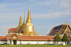 Glod Pagoda Arkivfoton