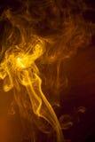 Glod rök royaltyfria foton