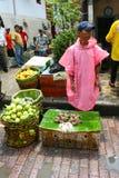 Glodok,雅加达唐人街,印度尼西亚 免版税库存照片