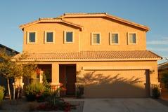 Gloednieuw Huis 202 Stock Foto
