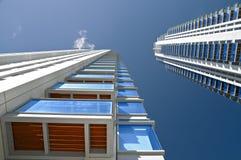 Gloednieuwe uitvoerende flats. Stock Afbeelding