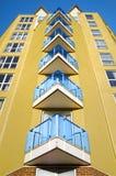 Gloednieuwe uitvoerende flats. Royalty-vrije Stock Afbeelding