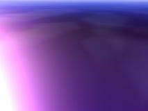 Gloeiend viooltje Stock Foto