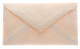 Gloeiende envelop van de rug Royalty-vrije Stock Foto's