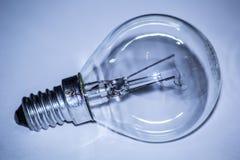Gloeiende lamp Royalty-vrije Stock Fotografie