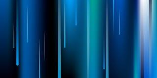 Gloeiende lijnen Digitale Dalende Glans royalty-vrije illustratie
