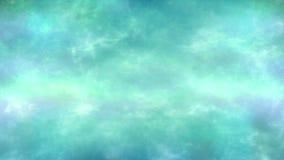 Gloeiende Wervelende Gasatmosfeer stock video