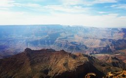 Gloire de Grand Canyon Images libres de droits