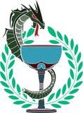 Gloire de pharmacie illustration de vecteur