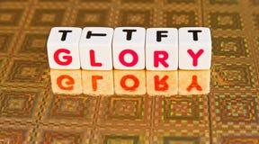 Gloire reflétée Photos stock