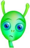 Gloomy Alien Stock Image
