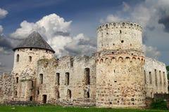 Gloomy castle Royalty Free Stock Photos