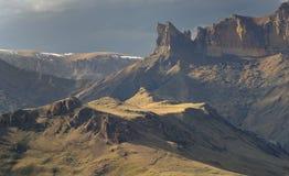 Gloomy Caucasus Royalty Free Stock Photos