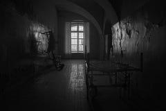 Gloomy Chamber Stock Photo