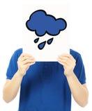 Gloomy Outlook Stock Images
