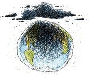 Gloomy World Stock Images